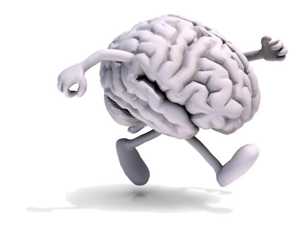 caminata y cerebro